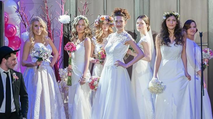 Brautmodenschau Hochzeitsmesse BrautSalon